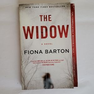 """$3 Add On ""The Widow"" New York Times Best Seller"